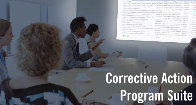 Corrective Action Program Suite