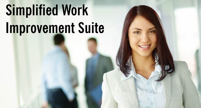 Simplified Work Improvement Suite